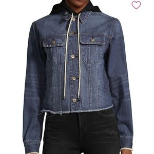 Saks Fifth Avenue Alcee Denim Jacket